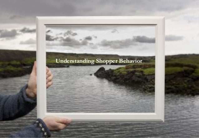AMATI & Associates 1 Understanding Shopper Behavior