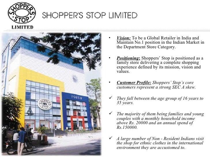 Shoppers Stop Slide 2