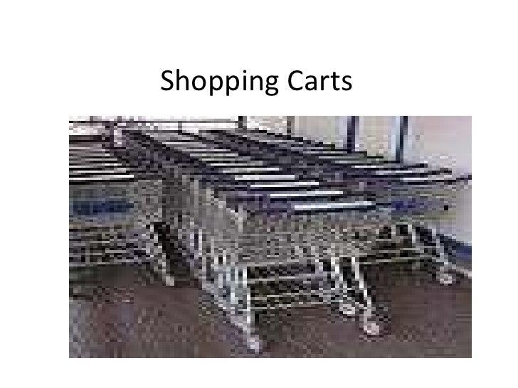 Shopping Carts <br />