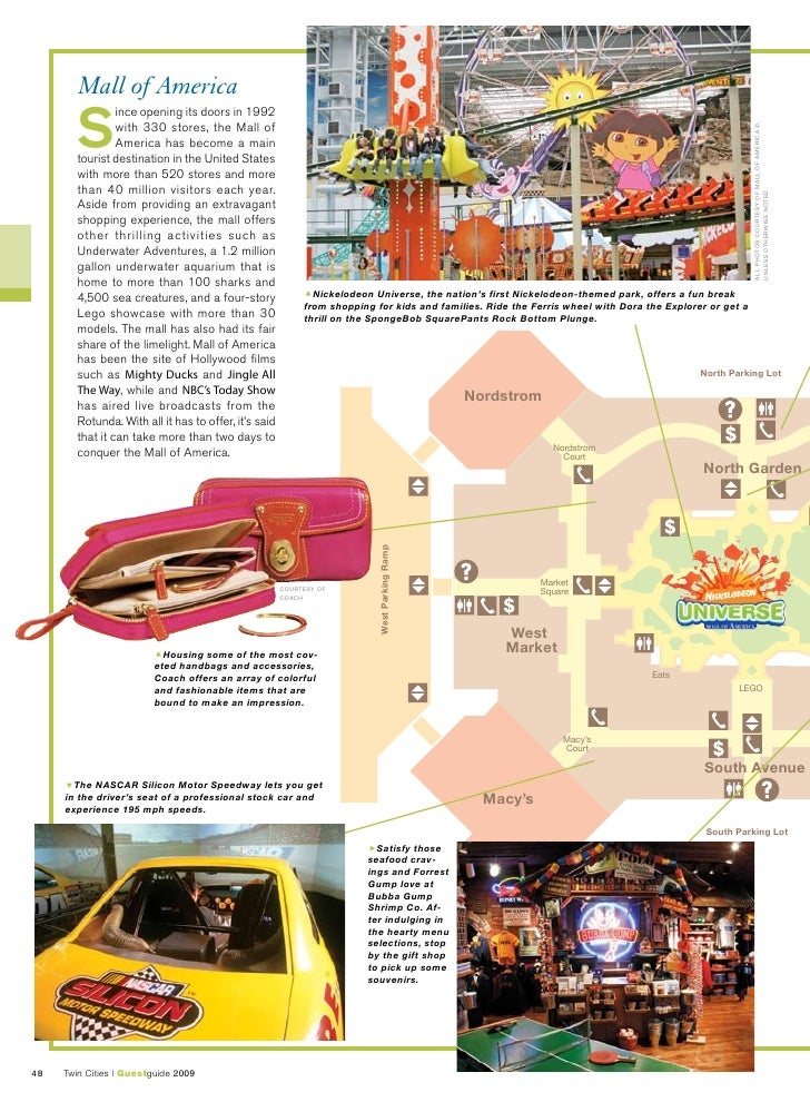 Twin Cities Guest Guide - Shopping Slide 3
