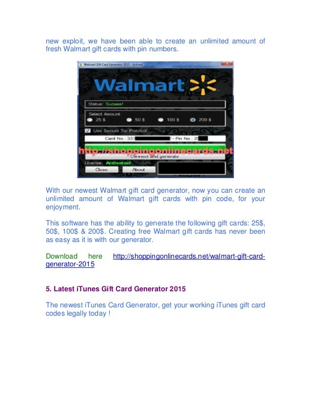 Fast and easy shopping online with Gift Cards 2015 tools !