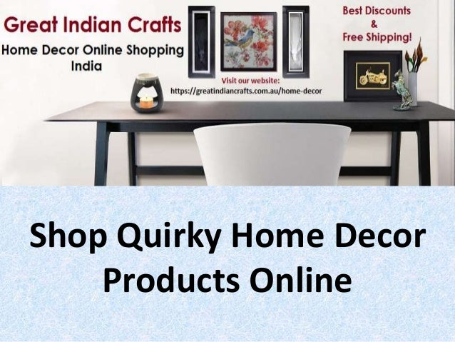 shop quirky home decor products online great indian crafts rh slideshare net Raksha Bandhan India Home Decor Stores