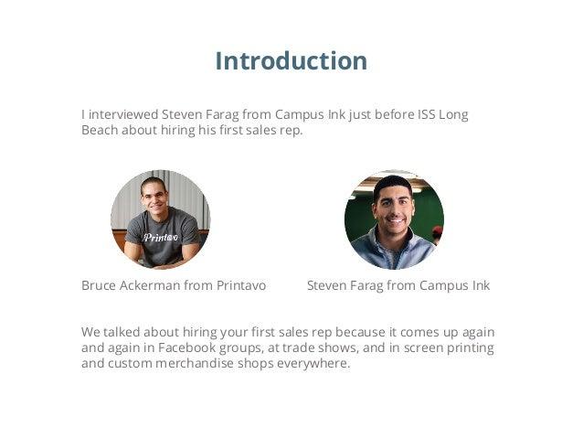 614a3a58a Shop Talk #1: Hiring Your First Sales Rep