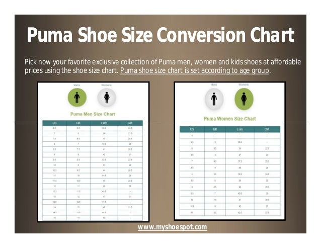 Convert Shoe Size  To Us