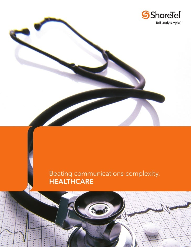 Beating communications complexity.HEALTHCARE