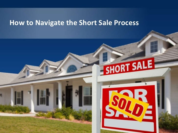 How to Navigate the Short Sale Process