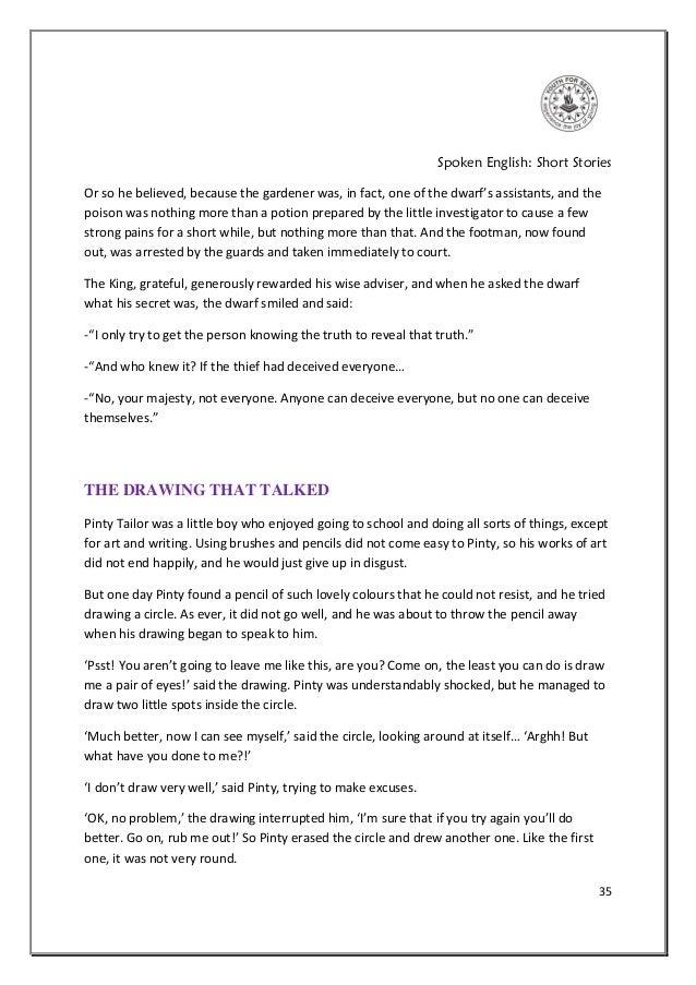 Easy English Short Stories Pdf Free Download