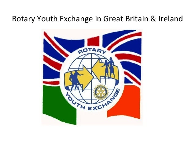 Rotary Youth Exchange in Great Britain & Ireland