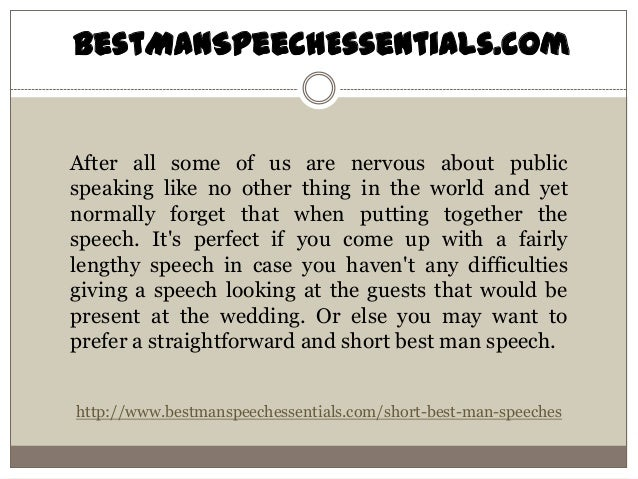 buy a best man speech Wedding roles for the guys the best man and the father-of-the-bride these days the running order of speeches and the structure of the reception can be flexible but traditionally, the father-of-the-bride (or close family member.