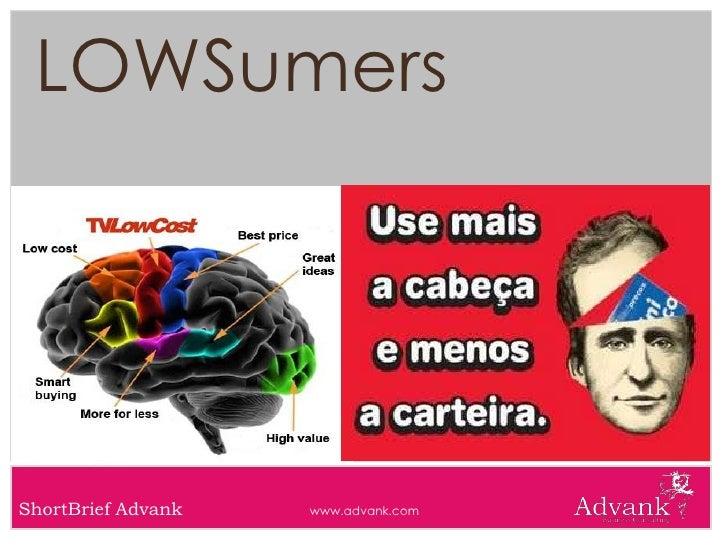 LOWSumers     ShortBrief Advank   www.advank.com