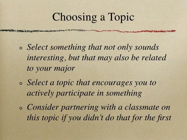 Short Essay2 Getting Started Slide 2