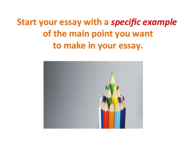 Gcse history essay writing tips