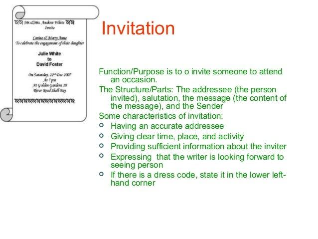 Short functional text etm invitation stopboris Images