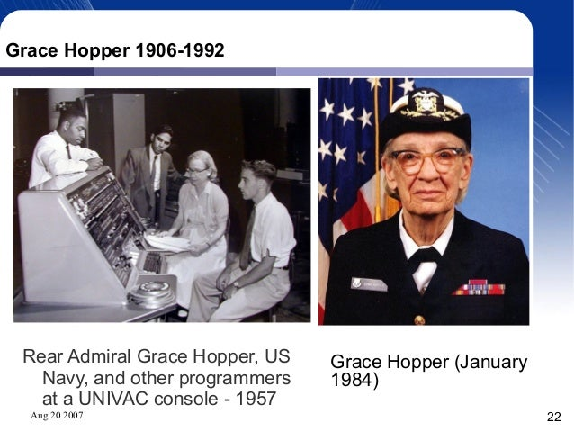 a brief biography of grace hopper Kids learn about the biography of entrepreneur bill gates including his early life, founding microsoft, friend paul allen, windows, fun facts, and charitable giving.