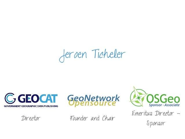 Jeroen TichelerDirector Founder and ChairEmeritus Director -Sponsor