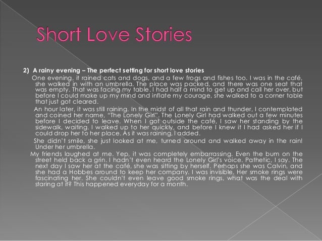 Short Romance Story Related Keywords & Suggestions - Short