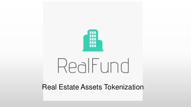 Real Estate Assets Tokenization