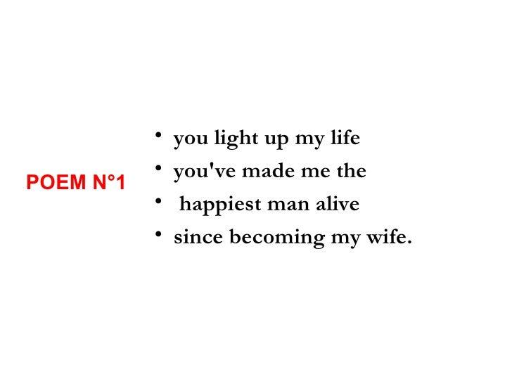 Short Romantic Poems 6