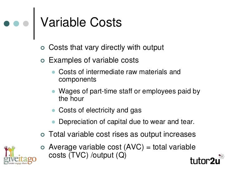 A2 Microeconomics Understanding Short Run Costs