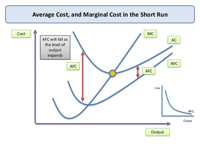 Short Run Costs of Production