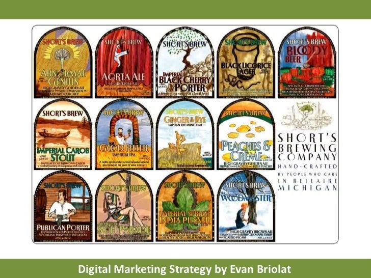 Digital Marketing Strategy by Evan Briolat<br />