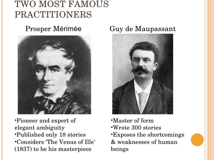 The weaknesses of women in the short story in the spring by guy de maupassant