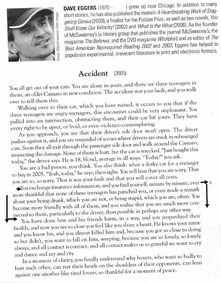 Day 2_Session I_Short story annotated reading activity