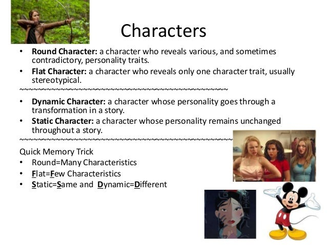 Examples of Protagonist from Literature