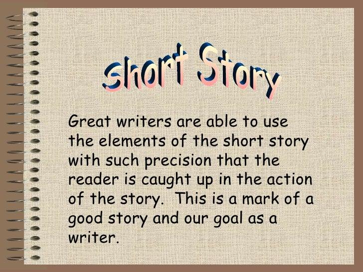 very short narrative essays