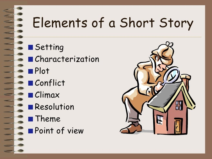 picture relating to Printable Short Stories for Middle School identified as Brief Tale Powerpoint