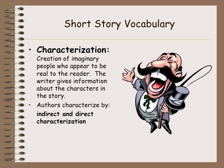 Elements of story writing ppt