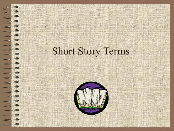 Short Story Terms