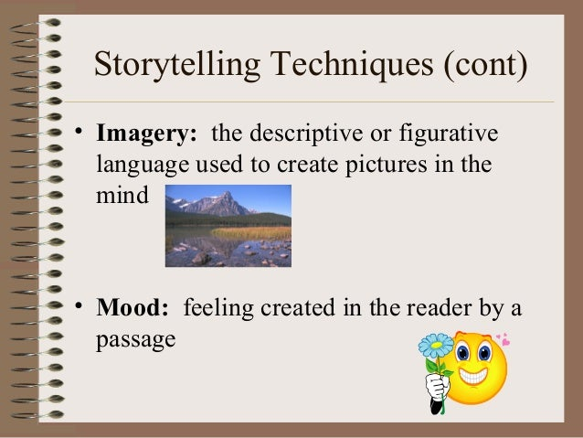 what is imagery in literary terms