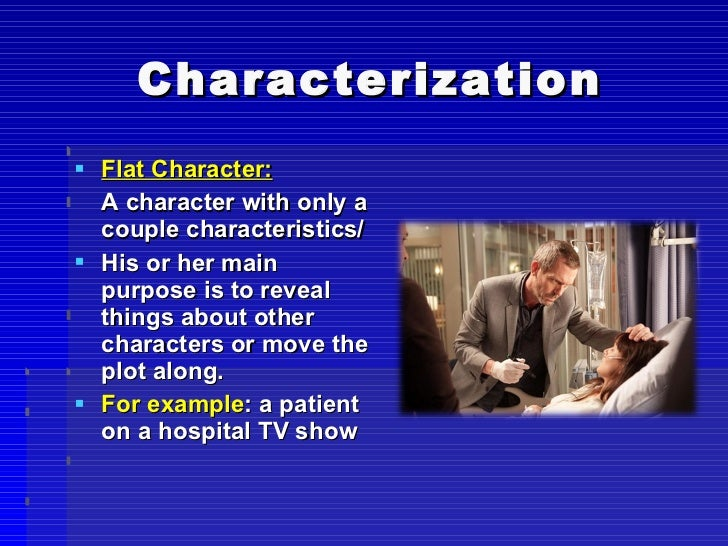Flat: Definition Of Flat Character