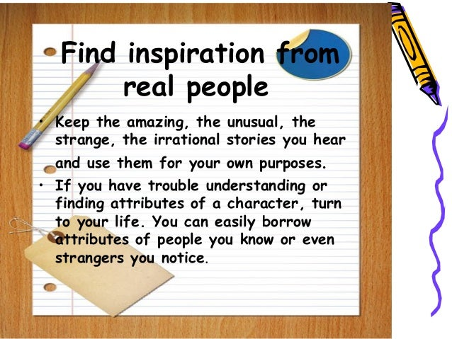 writing inspiration quotes