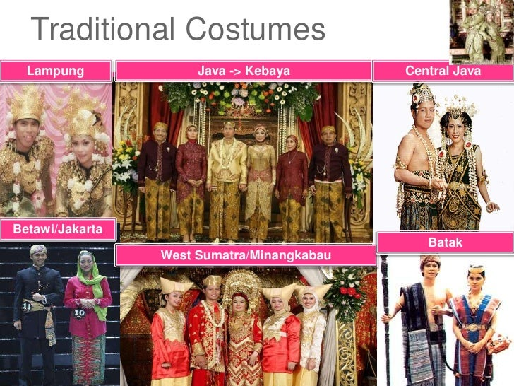 Indonesia  A Culture Overview