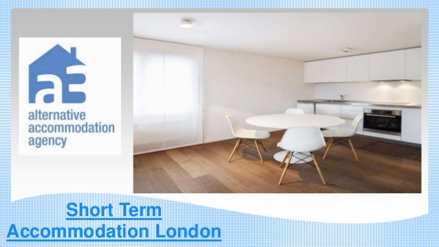Short Term Accommodation London