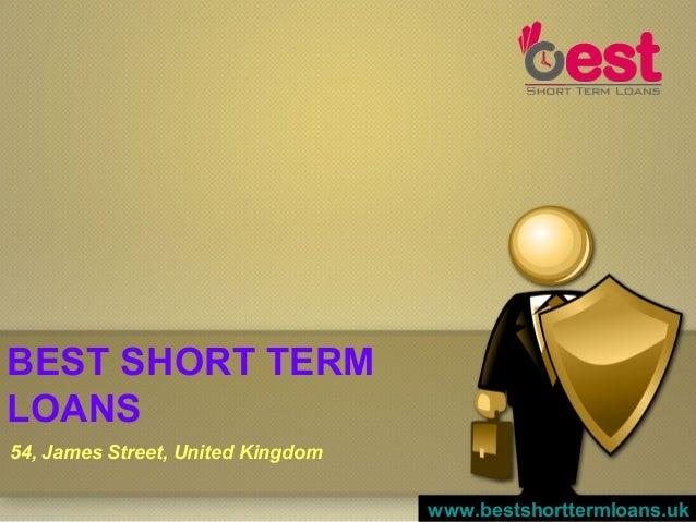 Best Short Term Loans >> Short Term Loans Managed By Loan Expert