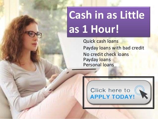 Cash advance return form photo 10