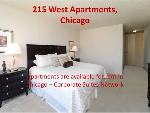 215 West Apartments, Chicago Apartments Are Available For Rent In Chicago U2013  Corporate Suites Network ...