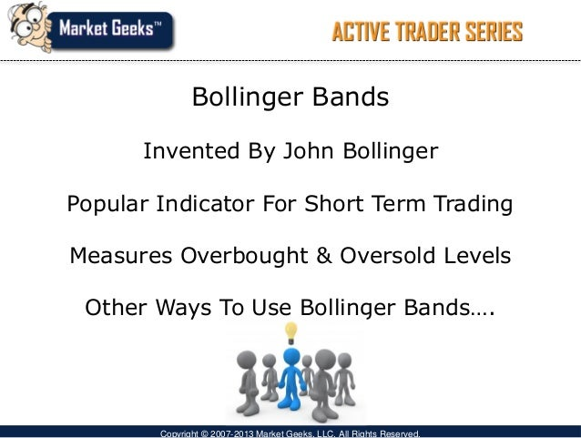 Trading bollinger bands video