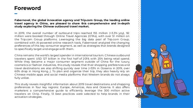 Insight Report: 2019 Chinese Outbound Travel Market Review Slide 2