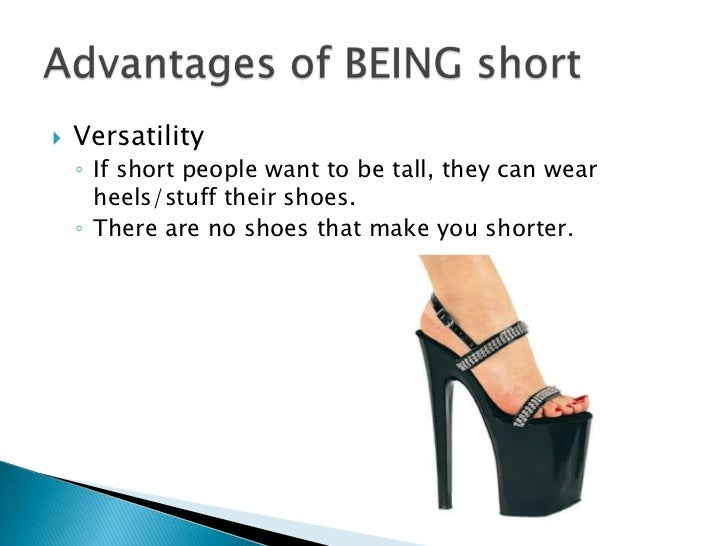 Tall People Advantages