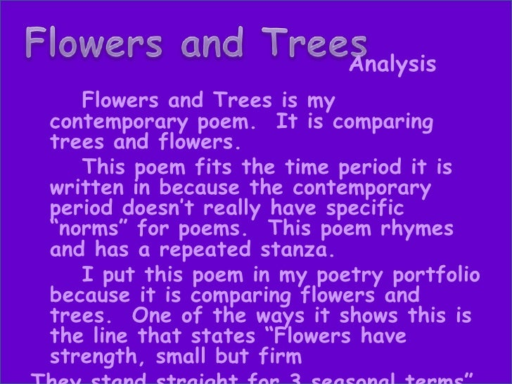 an analysis of the poem spring The poetry review spring 2018  the poetry review winter 2016/17 issue  volume 106, no 4, winter 2016 the poetry review 106:3 autumn 2016.