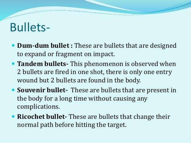 Shotgun and rifle cartridges