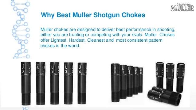 Best Shotgun Choke Tubes Unique Shotgun Choke Patterns