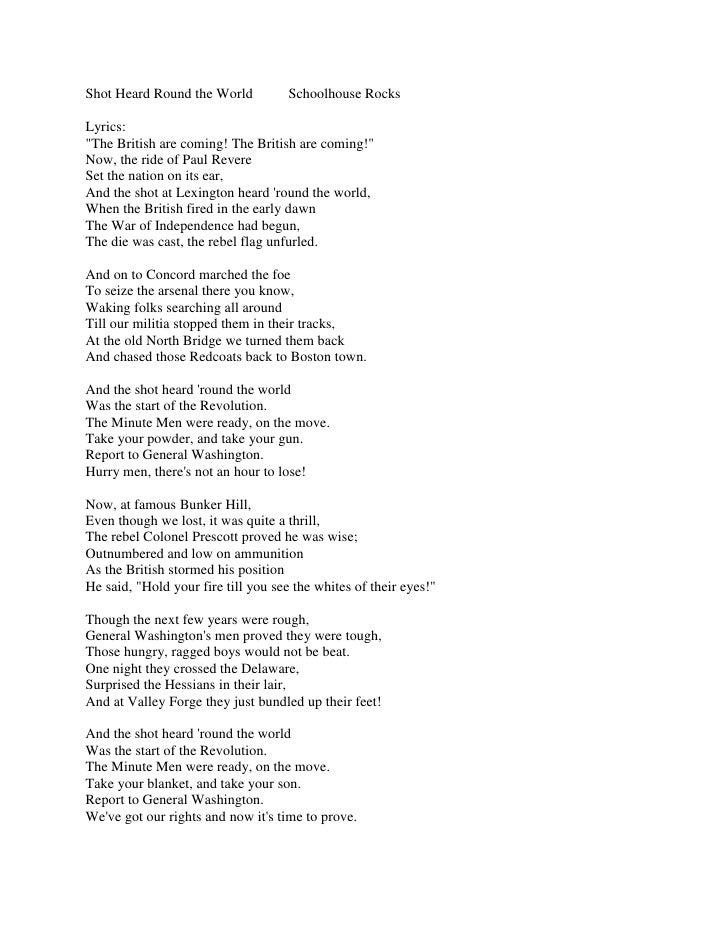 O.A.R. (Of A Revolution) - Heard The World Lyrics ...