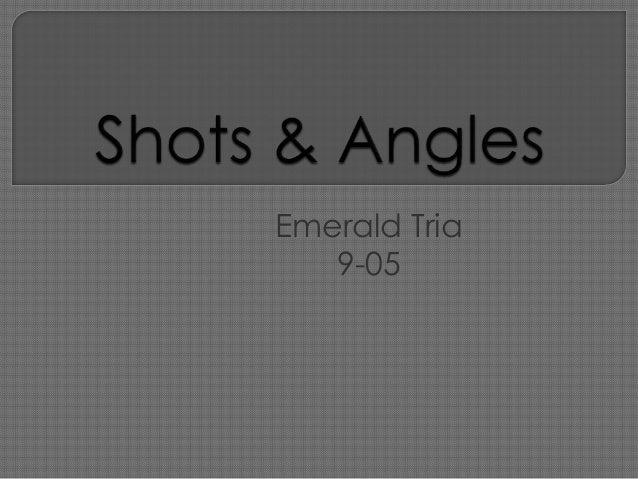Emerald Tria 9-05