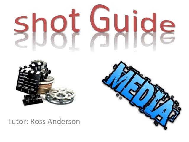 Tutor: Ross Anderson
