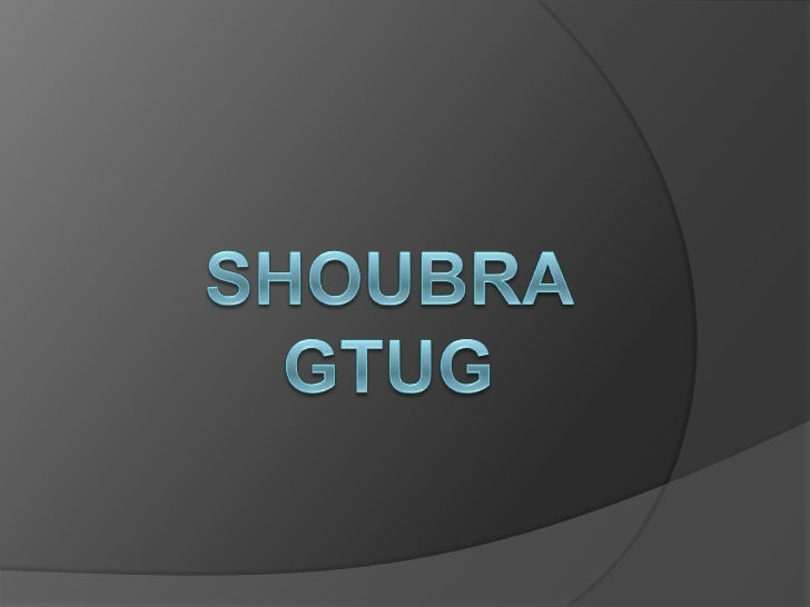 Shoubragtug<br />